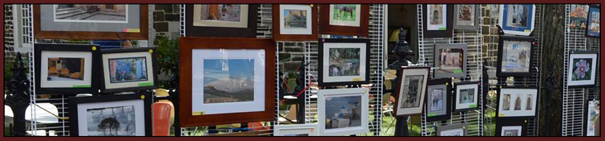 Stockade Villagers' Outdoor Art Show